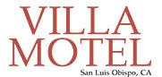 Villa Motel San Luis Obispo  - 1670 Monterey St, San Luis Obispo,  California 93401