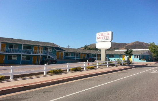 Welcome To The Villa Motel - Welcome To The Villa Motel